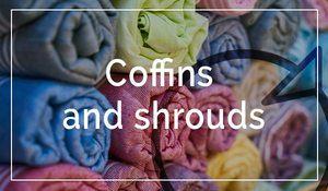 coffins-shrouds